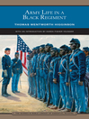 Army Life in a Black Regiment (eBook)