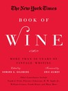 The New York Times Book of Wine (eBook): More Than 30 Years of Vintage Writing