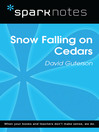 Snow Falling on Cedars (SparkNotes Literature Guide) (eBook)