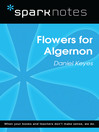 Flowers for Algernon (SparkNotes Literature Guide) (eBook)