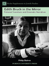 Edith Bruck in the Mirror (eBook): Fictional Transitions and Cinematic Narratives