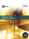 Management of Risk (eBook): Guidance for Practitioners, 2010 Edition