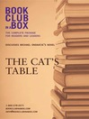 Bookclub-in-a-Box Discusses The Cat's Table by Michael Ondaatje (eBook)