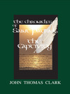 The Chronicles of Saint Patrick (eBook): The Captivity
