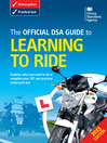 The Official DSA Guide to Learning to Ride (eBook)