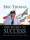 The Secret to Success (eBook)
