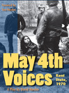 May 4th Voices (eBook): Kent State, 1970: A Play