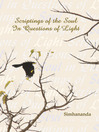 Scriptings of the Soul in Questions of Light (eBook)