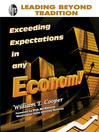 Leading Beyond Tradition (eBook): Exceeding Expectations in Any Economy