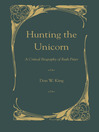 Hunting the Unicorn (eBook): A Critical Biography of Ruth Pitter