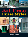 Art Deco House Styles (eBook)