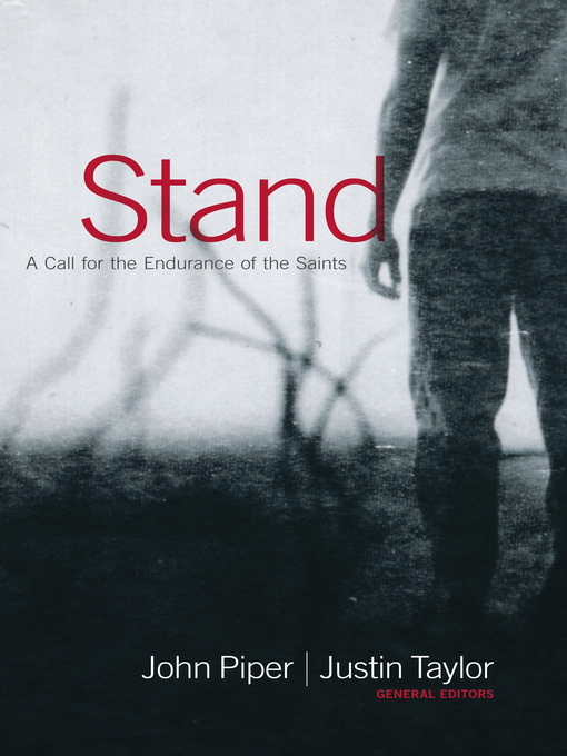 Stand (eBook): A Call for the Endurance of the Saints