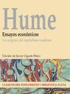 Ensayos económicos (eBook)