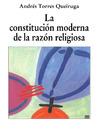 La constitución moderna de la razón religiosa (eBook)