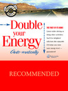 Double Your Energy...Auto-matically (MP3)