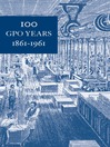 100 GPO Years 1861-1961 (eBook): A History of United States Printing