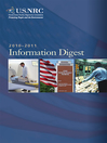 United States Nuclear Regulatory Commission Information Digest 2010-2011 (eBook)
