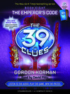 The Emperor's Code (MP3): 39 Clues Series, Book 8