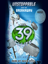 Breakaway (MP3): The 39 Clues: Unstoppable Series, Book 2