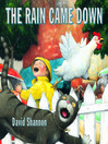 The Rain Came Down (MP3)