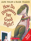 How Do Dinosaurs Say Good Night? (MP3): Now in French