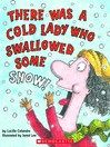 There Was a Cold Lady Who Swallowed Some Snow! (MP3)
