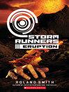 Eruption (MP3): Storm Runners Series, Book 3