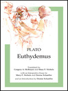 Euthydemus (eBook): Translation with notes and Introductory Essay
