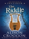 The Riddle (eBook): Pellinor Series, Book 2