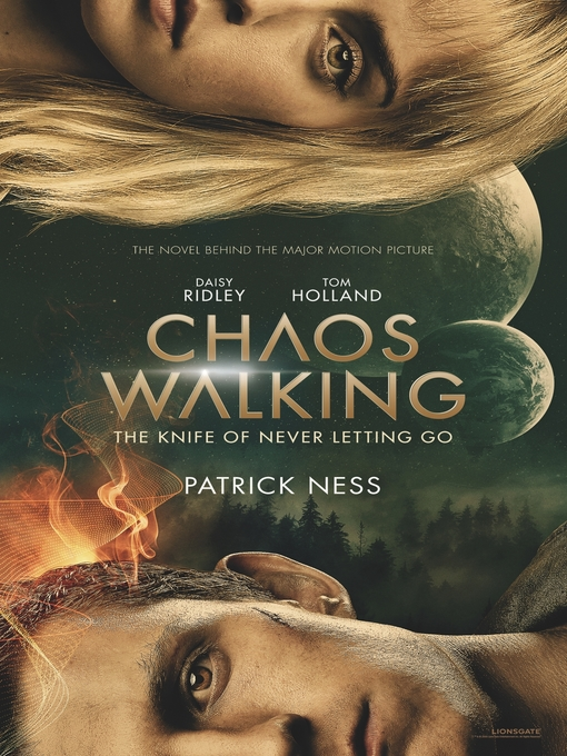 The Knife of Never Letting Go (eBook): Chaos Walking Series, Book 1