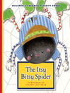 Cover image of The Itsy Bitsy Spider