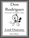 Don Rodriguez (eBook): Chronicles of Shadow Valley