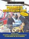 Paramedic Ceritfication Exam (eBook)