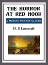 The Horror at Red Hook (eBook)