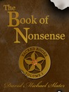 The Book of Nonsense (eBook): Sacred Books Series, Volume 1