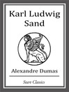 Karl Ludwig Sand (eBook)