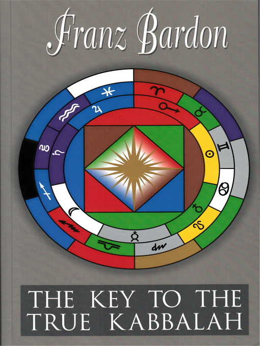 The Key to the True Kabbalah (eBook)