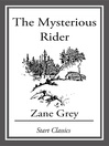 The Mysterious Rider (eBook)