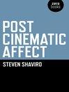Post Cinematic Affect (eBook)