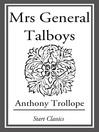 Mrs. General Talboys (eBook)