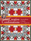 Carol Doak's Creative Combinations (eBook): Stunning Blocks & Borders from a Single Unit, 32 Paper-Pieced Units, 8 Quilt Projects