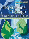 Inspirations in Design for the Creative Quilter (eBook): Exercises Take You from Still Life to Art Quilt
