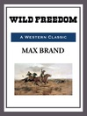 Wild Freedom (eBook)