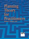 Planning Theory for Practitioners (eBook)