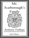 Mr. Scarborough's Family (eBook)