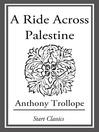 A Ride Across Palestine (eBook)