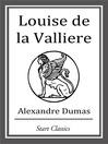 Louise de la Valliere (eBook)