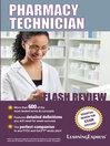 Pharmacy Technician Flash Review (eBook)