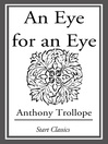 An Eye for an Eye (eBook)