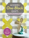 Modern One-Block Quilts (eBook): 22 Fresh Patchwork Projects